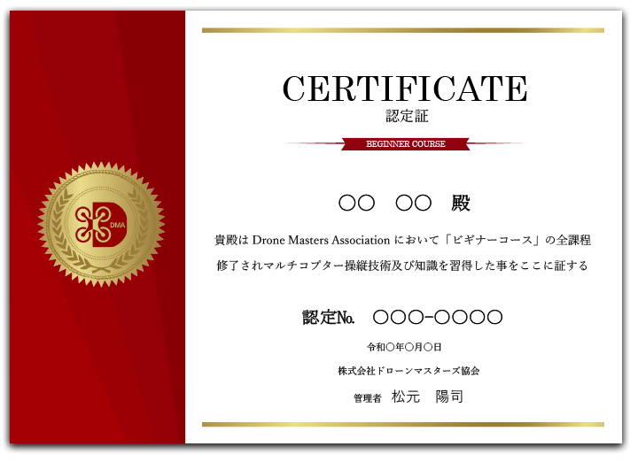 DMSビギナー技能検定